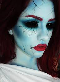 Scary Women Halloween Costumes Awesome Female Halloween Makeup Images Harrop Harrop