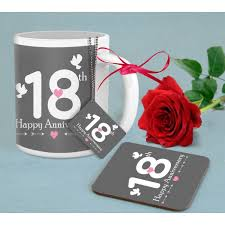 18th anniversary gift 18th anniversary gift for husband anniversary gift for him gift