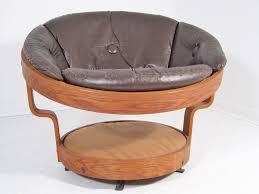Thonet Vintage Chairs Mid Century Thonet Swivel Pod Chair Mix Vintage