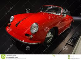 porsche germany old porsche 356 b carrera 2 cabriolet editorial photo image