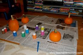 fall crafts and activities for kids teachable mommy