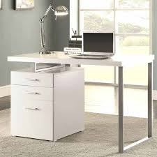 home office desk with file drawer computer desk with drawers modern design home office white writing