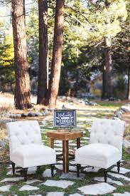 table and chair rentals sacramento tahoe rustic rentals