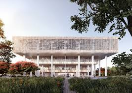 mecanoo wins competition to design tainan public library win