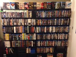 Blu Ray Shelves by Django Spider U0027s Home Theater Gallery Blu Ray Collection 8 Photos