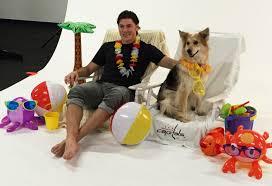 australian shepherd 2016 calendar washington capitals players participate in 2016 caps cani