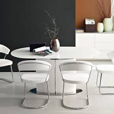 calligaris echo extending table contemporary dining table tempered glass oval extending