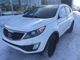 kia vehicles list used 2012 kia sportage lx in dolbeau mistassini used inventory