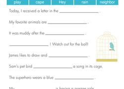 2nd grade spelling worksheets u0026 free printables education com