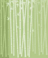 elephants on the wall bamboo silhouette paint by number wall mural bamboo silhouette paint by number wall mural kit