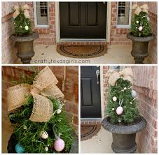 Outside Easter Decor Crafty Texas Girls Craft It Easter Decor For The Front Door