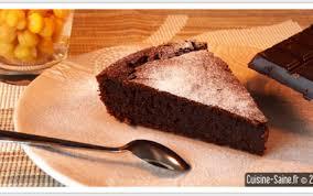 recettes cuisine sans gluten recette gâteau au chocolat sans lait sans gluten 750g