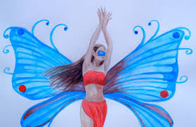 how to paint a fairy how to draw a fairy youtube