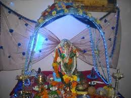 decoration themes for ganesh festival at home decoration ideas for ganpati utsav at home photogiraffe me