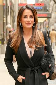 kyle richards hair extensions pin by marin stallings on kyle richards pinterest kyle