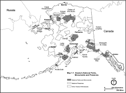 Alaska Map With Cities And Towns by Alaska Subsistence A Nps Management History Chapter 1