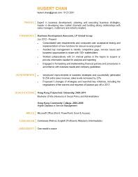 sample resume for accounting clerk sample resume for business development associate frizzigame awesome collection of business development associate sample resume