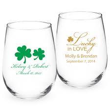 stemless wine glasses wedding favors personalized stemless wine glass exclusive personalized