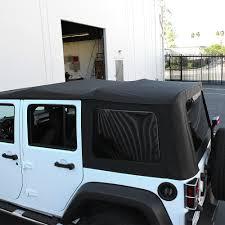 black jeep wrangler unlimited soft top replacement jeep wrangler soft top for the 2010 2015 jk 2 door