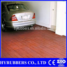 Cheap Outdoor Rubber Flooring by Driveway Recycled Rubber Pavers Driveway Recycled Rubber Pavers