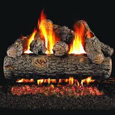 peterson real fyre 12 inch golden oak designer plus gas log set