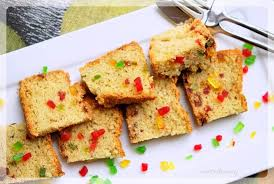 tutti cuisine easy eggless tutti frutti cake recipe your food