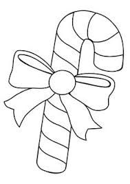 christmas candy cane coloring page candy cane coloring page