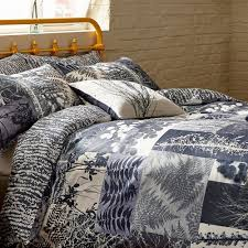 clarissa hulse indigo patchwork bedding collection