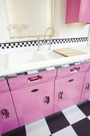 pink retro kitchen collection lewis of hungerford 1950s vintage inspired