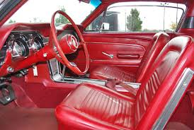 ford mustang 1967 interior 1967 ford mustang fastback 2 2 interior 1 view when america