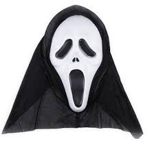 sale 1pc scary ghost face scream mask creepy for halloween