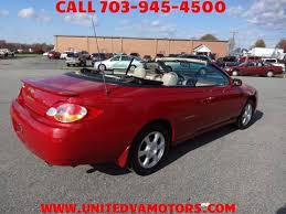 Rugged Warehouse Roanoke Va Toyota Camry Solara For Sale In Virginia Carsforsale Com
