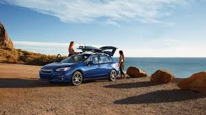 2016 subaru impreza hatchback blue 2017 subaru impreza review with price horsepower and photo