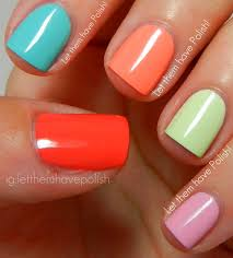 let them have polish pastels