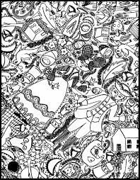 doodle art doodling 4 doodling doodle art coloring pages for