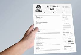 Best One Page Resume Format by 28 Free Cv Resume Templates Html Psd U0026 Indesign Web