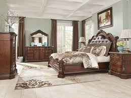 King Size Bedroom Sets With Headboard Bella Cera Bedroom Set W - Tufted headboard bedroom sets