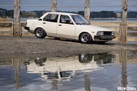 1982 Corolla Wagon Daily Turismo 15k Modified E70 1983 Toyota Corolla Dx Sedan