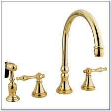 polished brass kitchen faucet grohe polished brass kitchen faucet faucets home design ideas