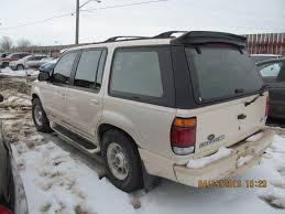 Ford Explorer Parts - ford ford explorer 1996 for parts