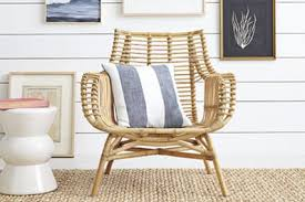 Living Room Wicker Furniture 12 Really Looking Wicker Rattan Chairs Apartment Therapy