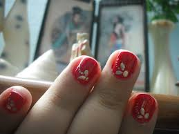 nail polish designs for really short nails cool easy nail designs
