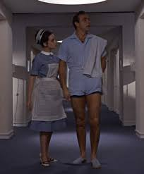 terry cloth jumpsuit the infamous terrycloth playsuit in goldfinger the suits of