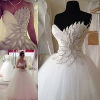 princess wedding dresses with bling turmec neckline gown wedding dresses with bling