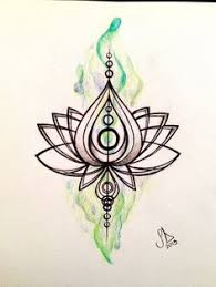 watercolor lotus tattoo this tattoo is beautiful i have a tattoo on my spine and i know