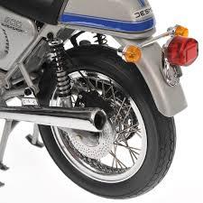ducati 900 ss 1977 silver blue minichamps motociclo