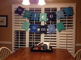 best home gifts welcome home decoration ideas 25 unique welcome home boyfriend ideas