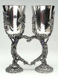 wedding goblets 39 95 silver plated wedding goblets wedding ideas 3