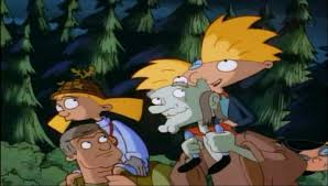 hey arnold motifs of helga and arnold hey arnold a critical analysis