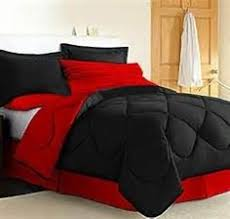Red And Grey Comforter Covington 8 Piece Comforter Set In Red Grey Duvet Contemporary
